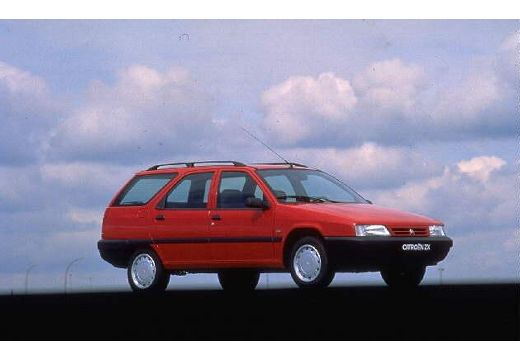 CITROEN ZX Break 19 D Miami Kombi 2.0 71KM (diesel)
