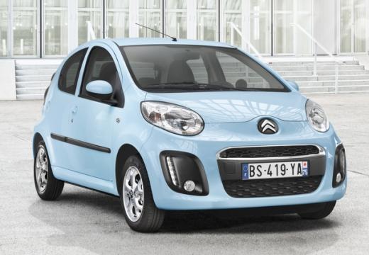CITROEN C1 1.0i Seduction Hatchback III 68KM (benzyna)