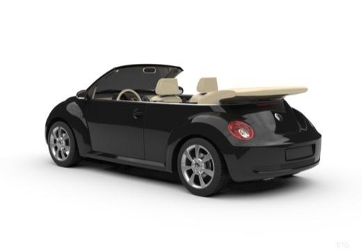 VOLKSWAGEN New Beetle Cabriolet II kabriolet tylny lewy
