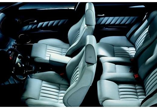 ALFA ROMEO 166 I sedan wnętrze