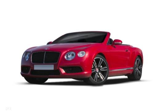 BENTLEY Continental GTC II kabriolet