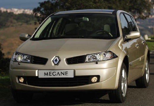 renault megane ii 2 0 dci gt hatchback 150km 2007. Black Bedroom Furniture Sets. Home Design Ideas