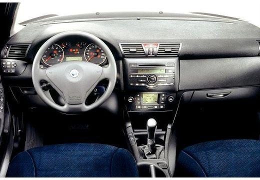 FIAT Stilo I hatchback tablica rozdzielcza