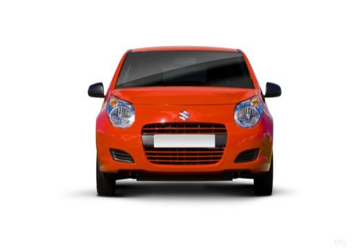 SUZUKI Alto IV hatchback przedni