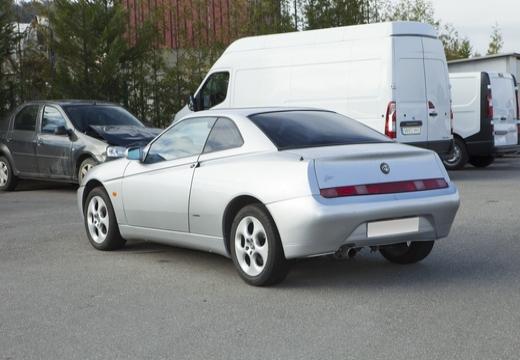 ALFA ROMEO GTV coupe tylny lewy