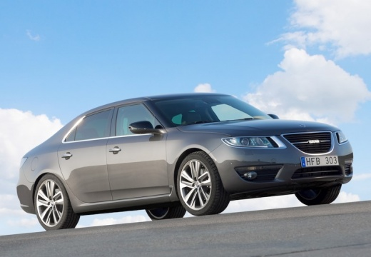 SAAB 9-5 1.6 Turbo Vector Sedan IV 180KM (benzyna)