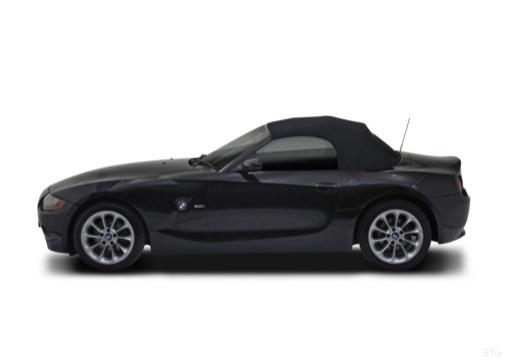 BMW Z4 E85 I roadster boczny lewy