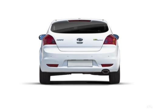 KIA Ceed Proceed III hatchback tylny