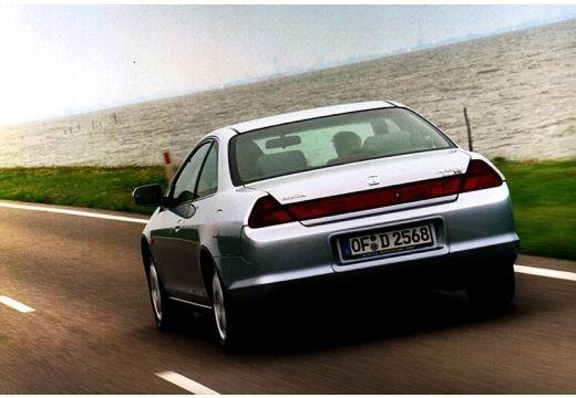 HONDA Accord III coupe silver grey tylny lewy