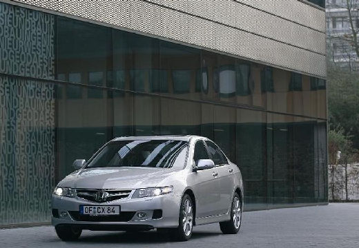HONDA Accord sedan silver grey przedni lewy