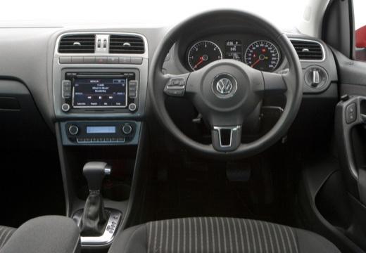 VOLKSWAGEN Polo V I hatchback tablica rozdzielcza
