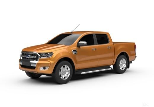 FORD Ranger 2.2 TDCi 4x4 EC XL EU6 Pickup V 160KM (diesel)