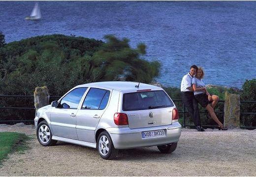 VOLKSWAGEN Polo 1.0 Trendline Hatchback III II 50KM (benzyna)