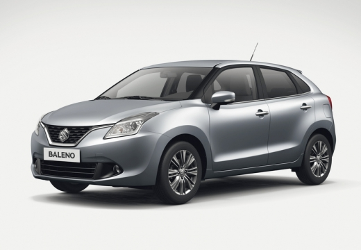 SUZUKI Baleno 1.2 Premium Plus Hatchback II 1.3 90KM (benzyna)