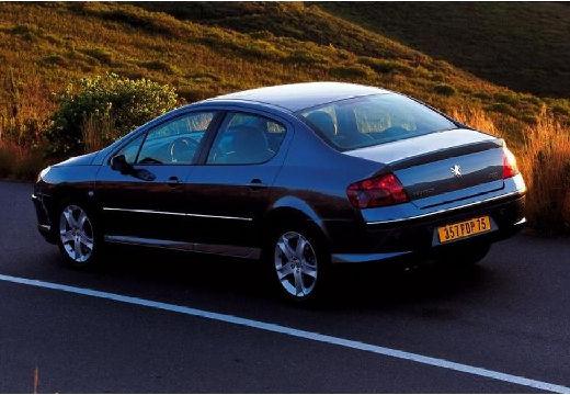 PEUGEOT 407 I sedan