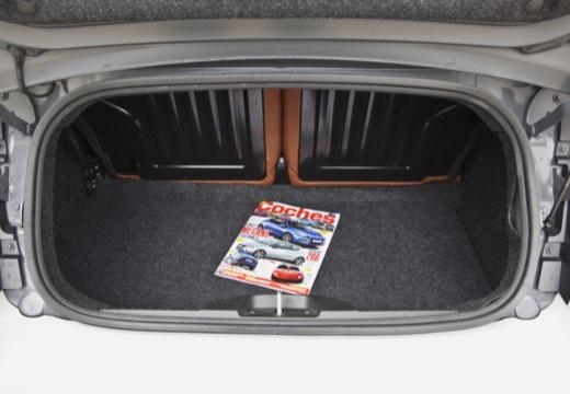 FIAT 500 C I kabriolet przestrzeń załadunkowa