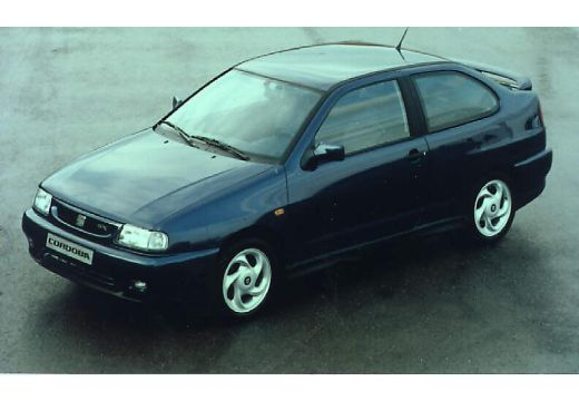 SEAT Cordoba 1.9 TDI SX Coupe I 90KM (diesel)