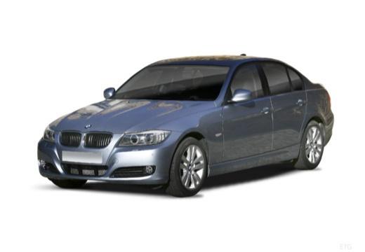 BMW Seria 3 sedan przedni lewy