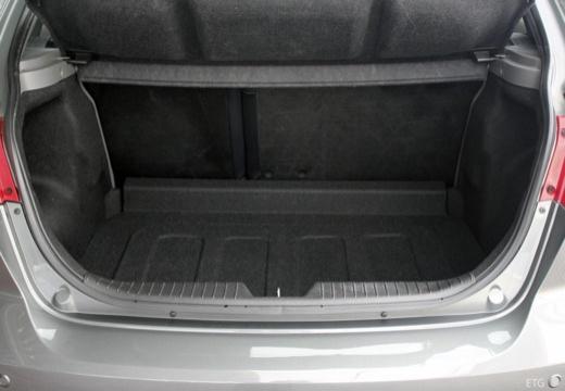 CHEVROLET Lacetti hatchback przestrzeń załadunkowa