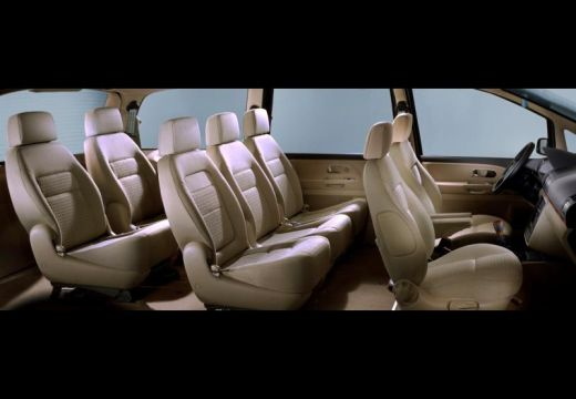 SEAT Alhambra II van wnętrze
