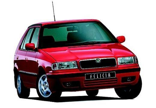 SKODA Felicia 1.3 Color line Hatchback II 68KM (benzyna)