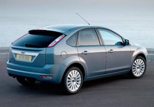 FORD Focus IV hatchback niebieski jasny tylny prawy