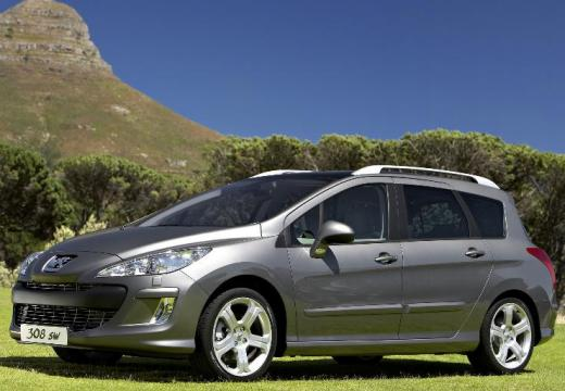 PEUGEOT 308 1.6 Premium Kombi SW I 120KM (benzyna)
