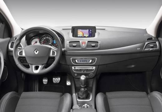 RENAULT Megane III Coupe I hatchback tablica rozdzielcza