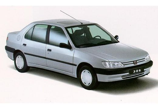 PEUGEOT 306 sedan przedni prawy