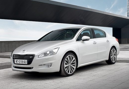 PEUGEOT 508 2.0 HDi Business Line Sedan I 140KM (diesel)