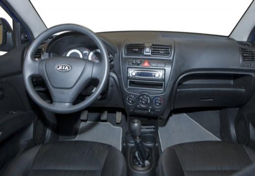 KIA Picanto II hatchback tablica rozdzielcza