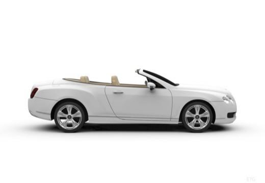 BENTLEY Continental GTC I kabriolet boczny prawy