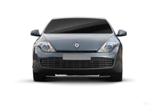 RENAULT Laguna II coupe szary ciemny przedni