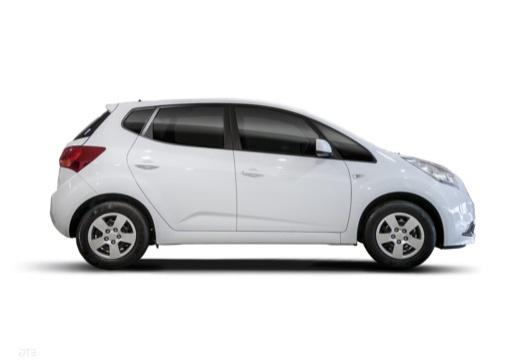 KIA Venga II hatchback boczny prawy
