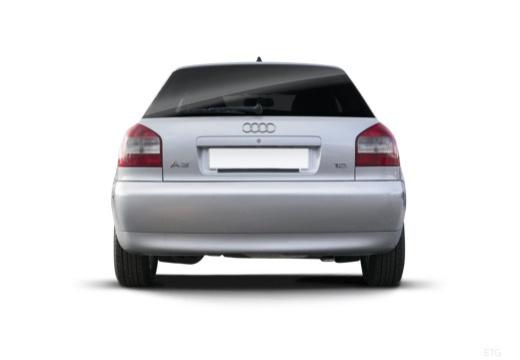 AUDI A3 /S3 8L II hatchback tylny