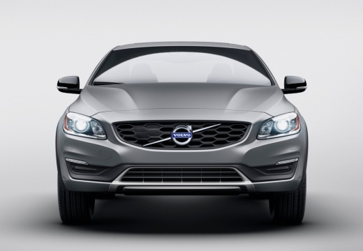 VOLVO S60 sedan silver grey przedni