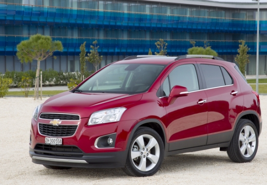 CHEVROLET Trax Hatchback
