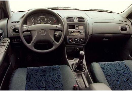 MAZDA 323 F III hatchback tablica rozdzielcza