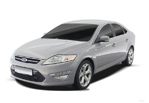 FORD Mondeo VII hatchback silver grey