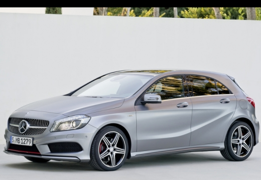 MERCEDES-BENZ A 180 BlueEff. Edition Hatchback I 1.6 122KM (benzyna)