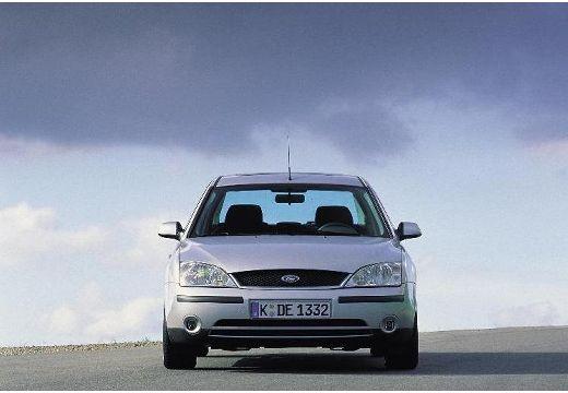 FORD Mondeo III sedan silver grey przedni