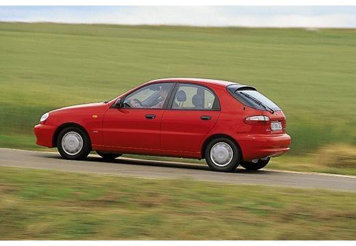 DAEWOO / FSO Lanos 1.6 SX air2absklm Hatchback 106KM (benzyna)