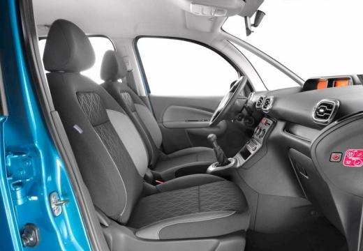 CITROEN C3 Picasso II hatchback wnętrze
