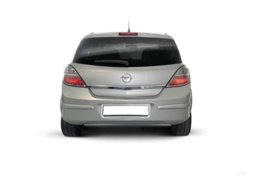 OPEL Astra III II hatchback tylny
