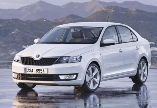 SKODA Rapid Hatchback Spaceback I