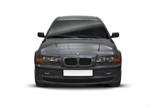 BMW Seria 3 E46 sedan przedni
