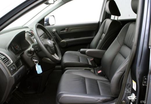 HONDA CR-V V kombi niebieski jasny wnętrze