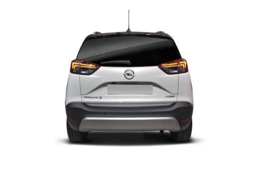 OPEL Crossland X hatchback tylny