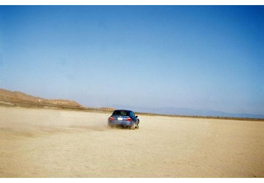 BMW Z3 coupe niebieski jasny tylny prawy