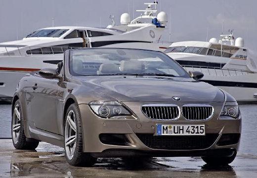 BMW Seria 6 Kabriolet Cabriolet E64 I